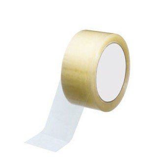 Fita adesiva PVC transparente